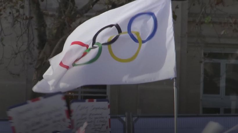 IOC president: Delayed Olympic Games will be light at end of tunnel