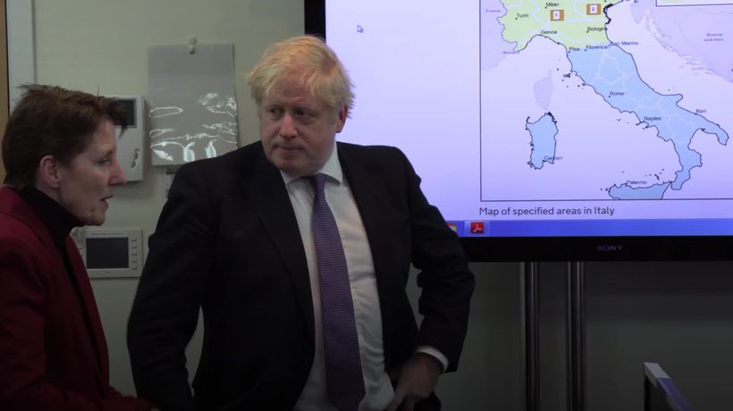 Boris Johnson tests positive for coronavirus: What does this mean?