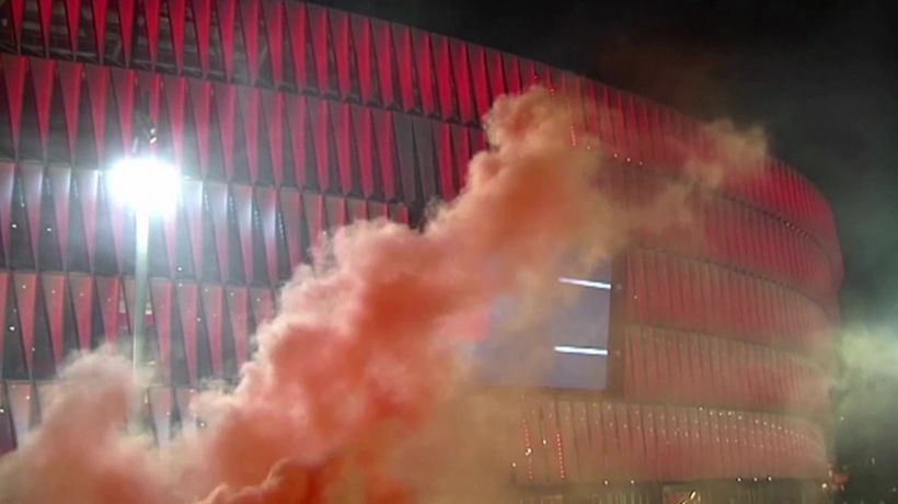 Police officer dies in Bilbao after clashes with Spartak Moscow fans
