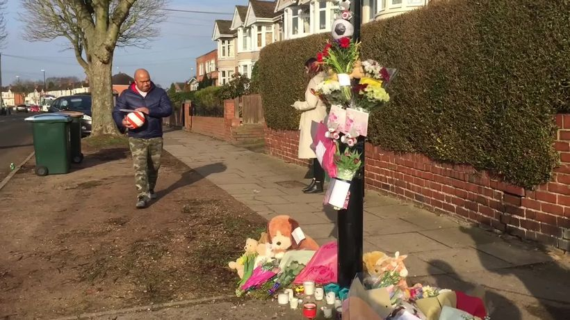 Grandfather of hit-and-run children pays tribute to 'lovely, caring' boys
