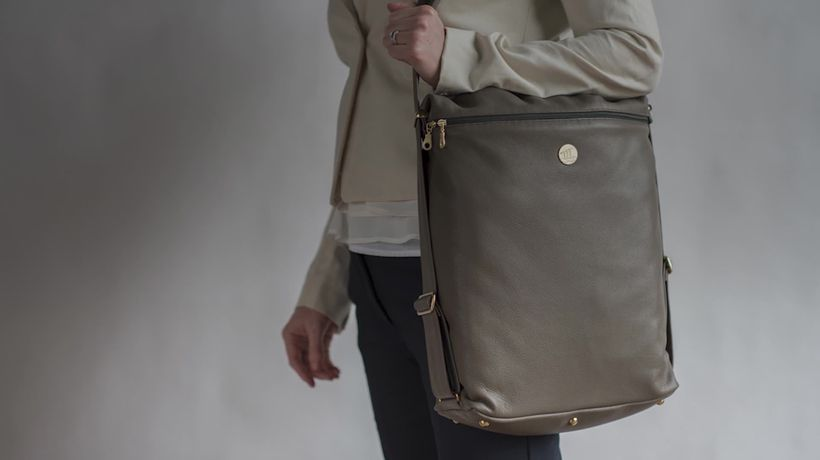 The woman who quit her day job to design the bag with no compromises