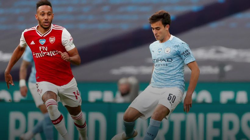 Eric Garcia rejects contract extension at Manchester City