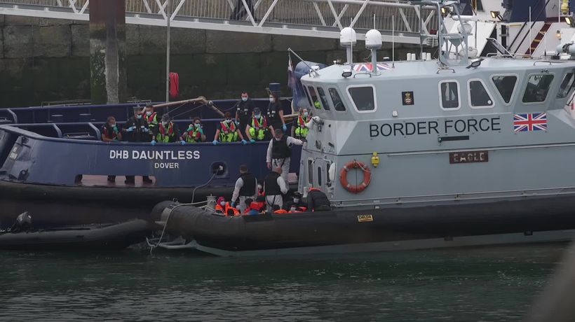 More migrant crossings amid Government promise of new action