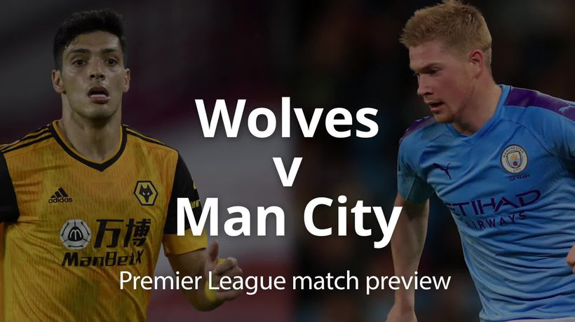 Premier League match preview: Wolves v Man City