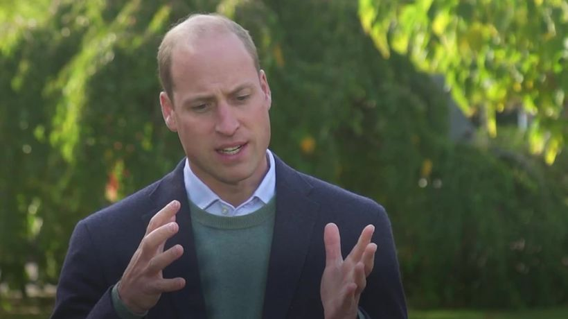 Prince William hopes Earthshot Prize will 'help repair the planet'
