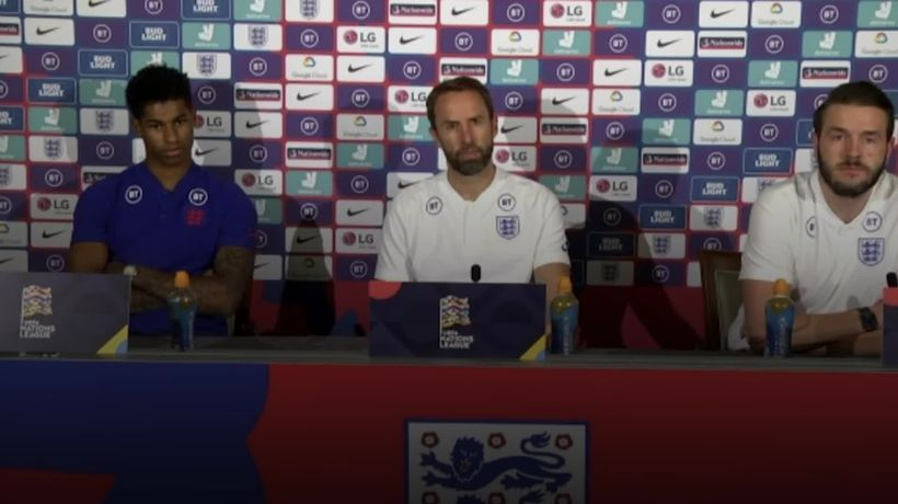 Gareth Southgate downplays row with Tottenham over Harry Kane fitness