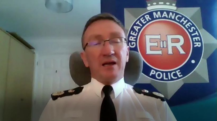 Chief Constable: Leaders are agreed for need of proportionate enforcement of lockdown rules in Manch