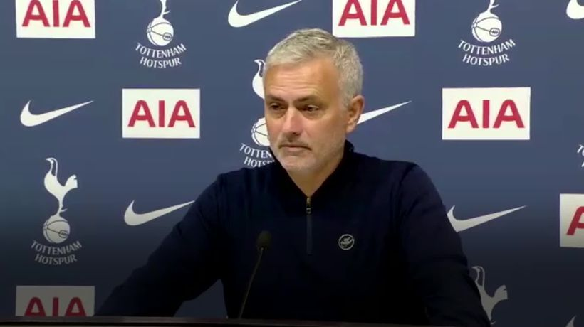 Jose Mourinho refuses to blame Gareth Bale introduction for Spurs' late collapse