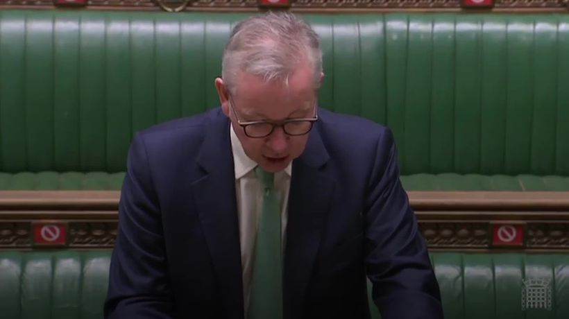 Michael Gove: Further Brexit trade talks meaningless unless EU changes position
