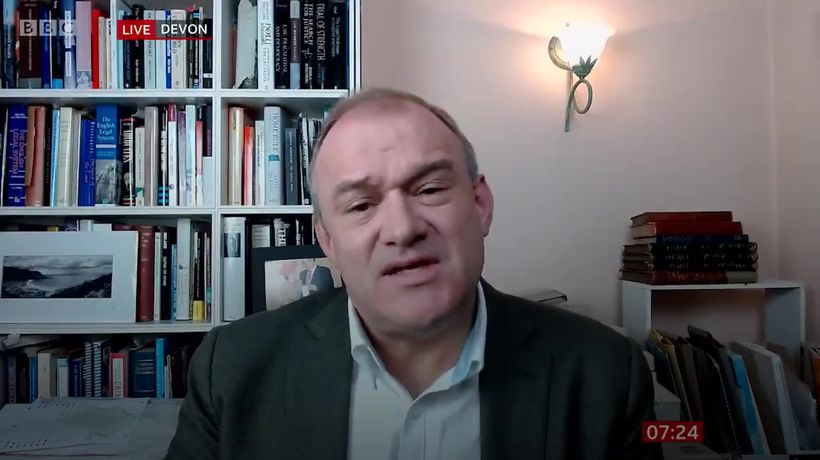 Sir Ed Davey calls on Government to outline Christmas Covid-19 strategy