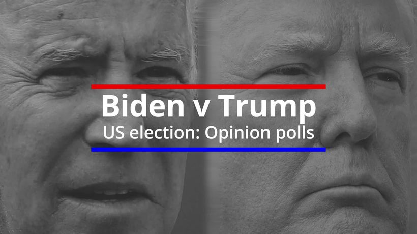 US election polls with six days to go: Biden holds seven-point lead