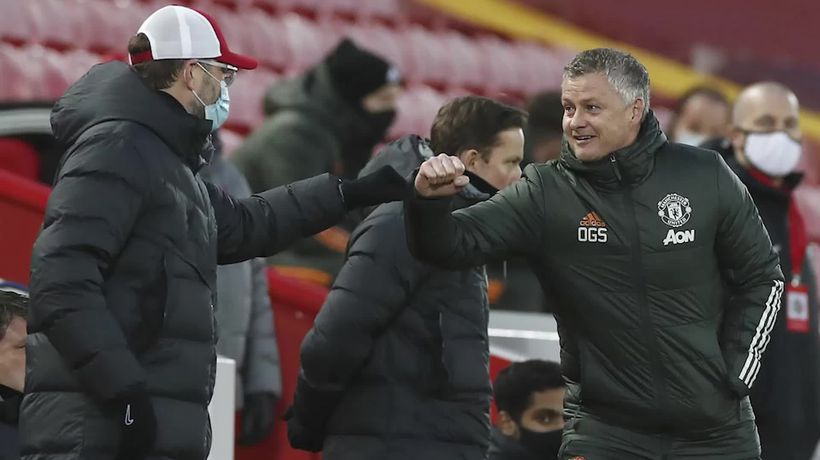 Ole Gunnar Solskjaer: United didn't pounce on Liverpool's injury crisis