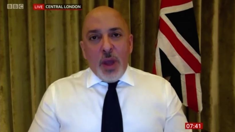 Easing of lockdown restrictions not before March, says Zahawi