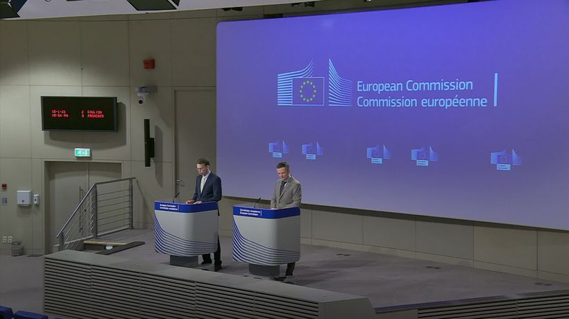 European Commission calls for immediate release of Alexei Navalny