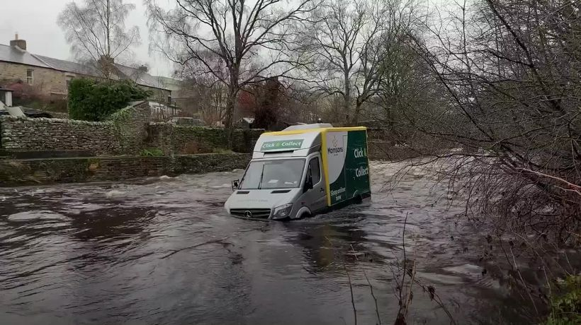 Communities prepare for flooding as Storm Christoph brings 'significant' rain