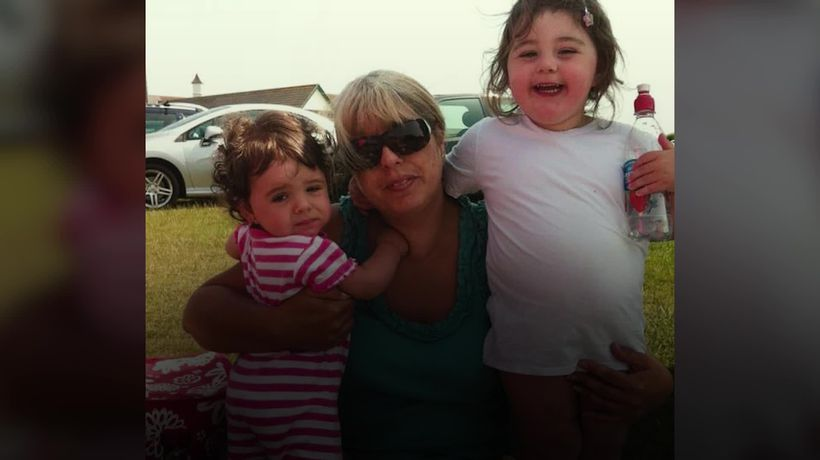 Mum who had all four limbs amputated due to sepsis will cuddle her family again