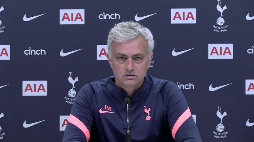 Jose Mourinho pays tribute to Prince Philip during press conference