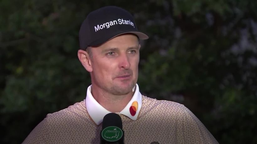 Justin Rose: 'I didn't play well enough today'