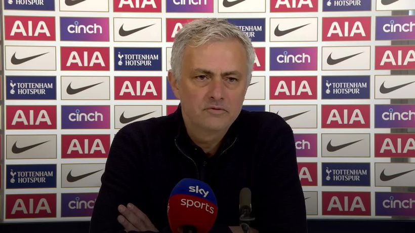 Jose Mourinho: Son Heung-min 'very lucky his father is a better person than Ole'