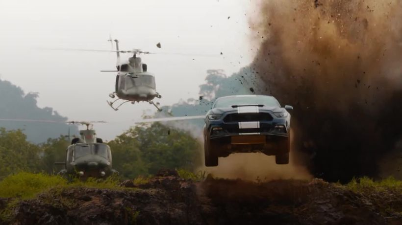 New trailer released for Fast & Furious 9