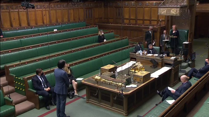 Commons votes not to establish committee to investigate lobbying of MPs