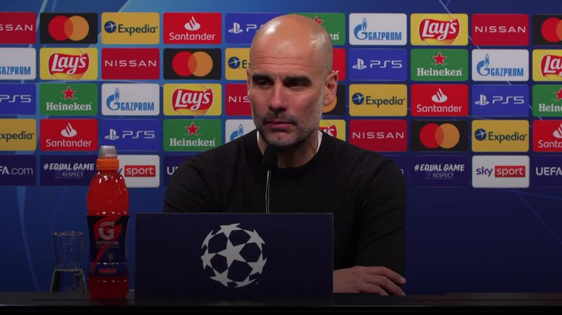 Pep Guardiola relieved after ending City's wait for Champions League semi-final