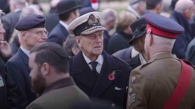 Royals will not wear military uniform at Philip's funeral