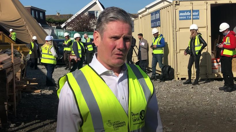Sir Keir Starmer: Decision to vote down independent inquiry into lobbying was wrong