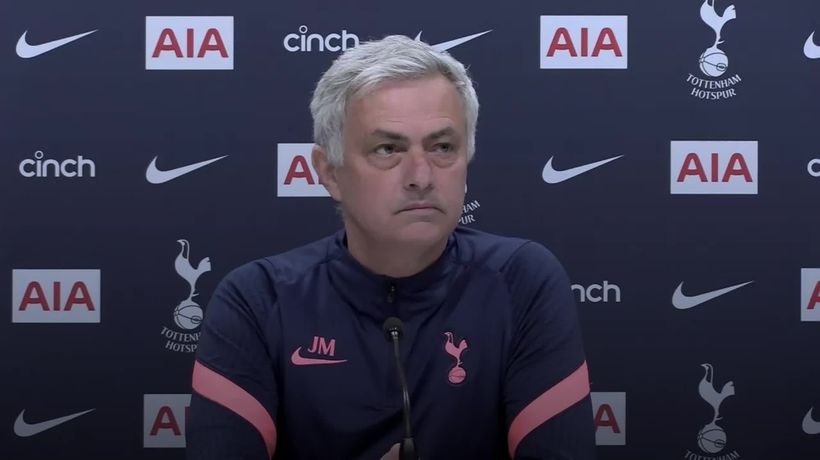 Jose Mourinho says he may never explain why Spurs squander so many points