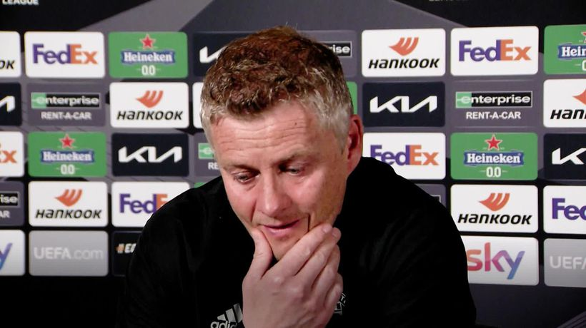 Ole Gunnar Solskjaer felt protest by Manchester United fans went 'too far'