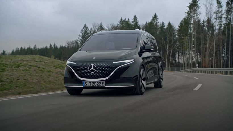 The electric Mercedes-EQ range explained
