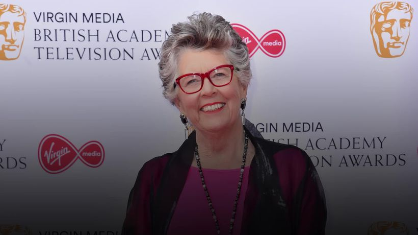 Bake Off's Prue Leith made a dame