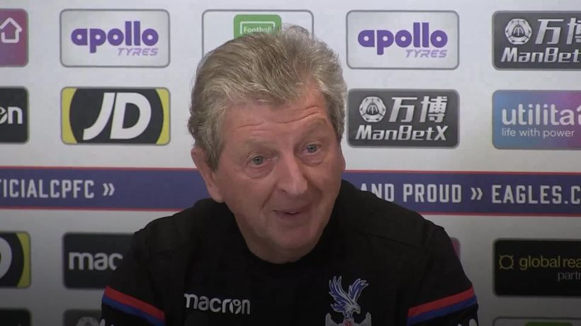 Roy Hodgson among sporting figures on Queen's Birthday Honours list