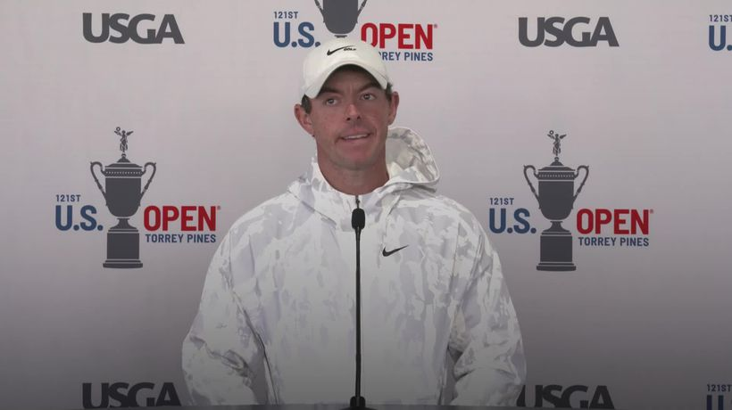 Rory McIlroy hopes 'indifferent' attitude can help him win more majors