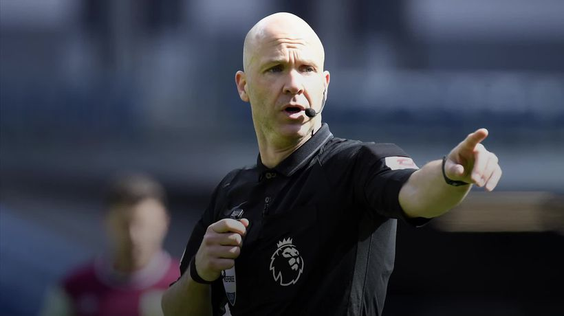 Anthony Taylor: Simon Kjaer and medics 'real heroes' after Christian Eriksen collapse