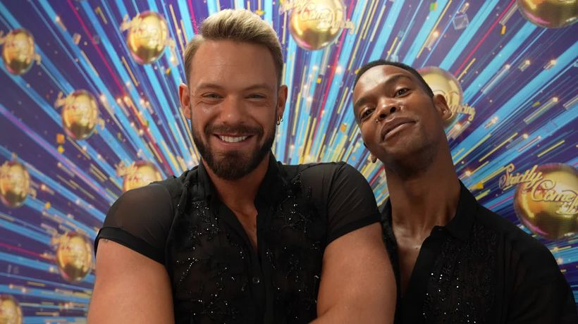 Strictly's first all-male couple: This is something LGBTQ+ community needs