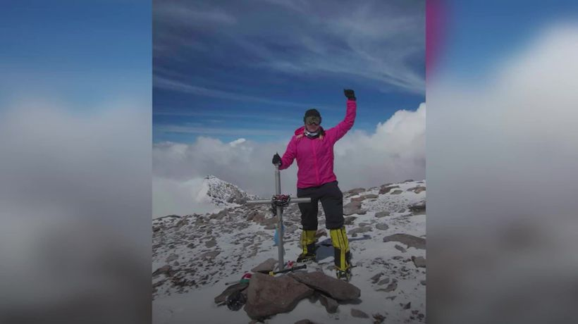 World record-breaker says career in banking taught her anything is possible