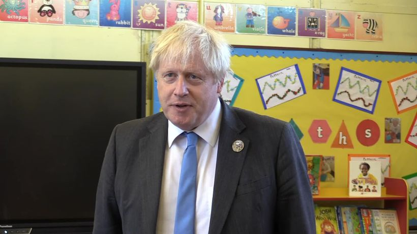 Boris Johnson hopes Sir David Amess' family 'get the justice they deserve'