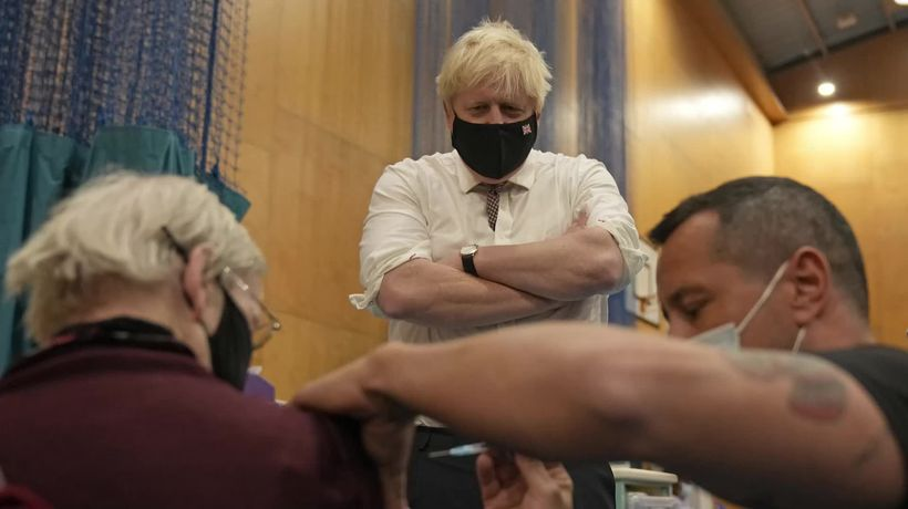 Boris Johnson: Nothing to suggest lockdown is on the cards