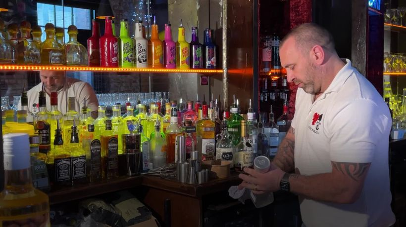 Stormont 'passing the buck' on Covid entry checks - nightclub manager