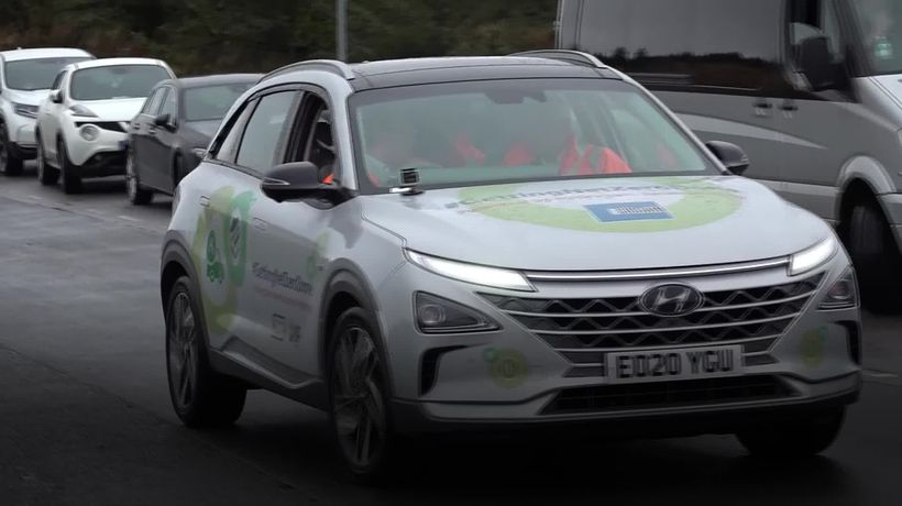 Hydrogen could be the future for transport and domestic and energy