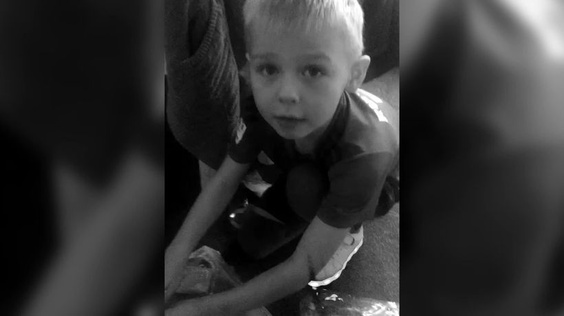 Heartbreaking Christmas message son recorded for dad - unaware he had died