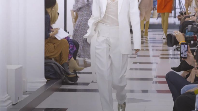 London Fashion Week: Victoria Beckham debuts after 10 years