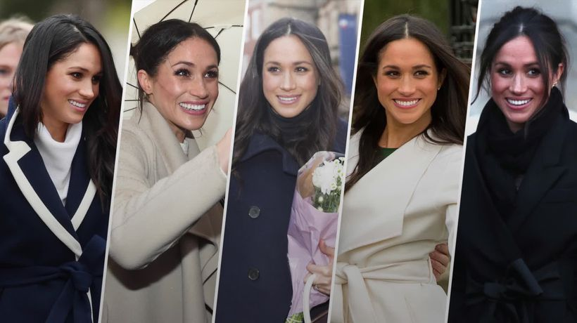Duchess of Sussex's fashion story so far