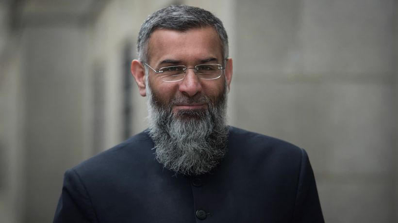 Anjem Choudary released from prison