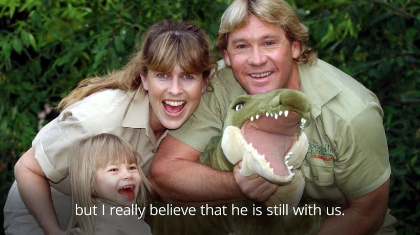 Steve Irwin's family continue legacy on Animal Planet
