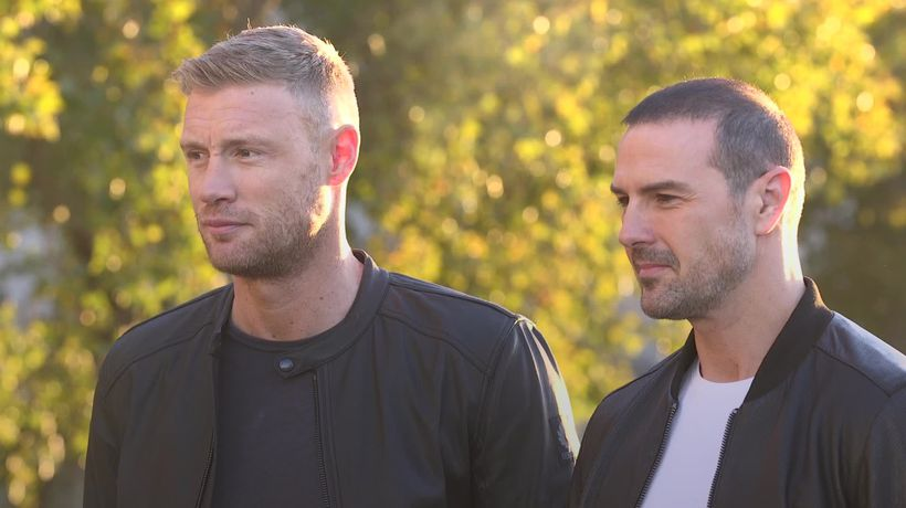 Paddy McGuinness and Freddie Flintoff to host new Top Gear series