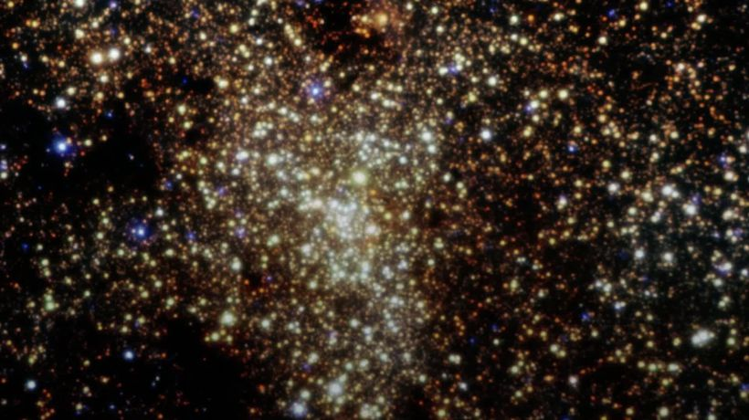 First footage offers further proof of supermassive black hole within Milky Way