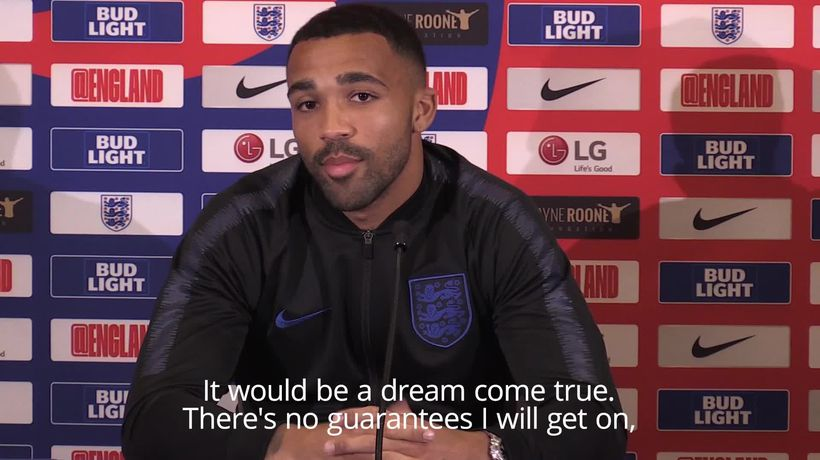 Callum Wilson ready to fulfil childhood dream at Wembley