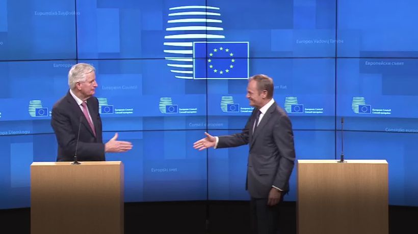 Donald Tusk: Brexit is a 'lose-lose' situation
